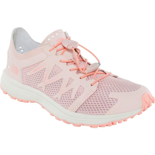 The North Face Litewave Flow Lace Shoes Dam pink/orange
