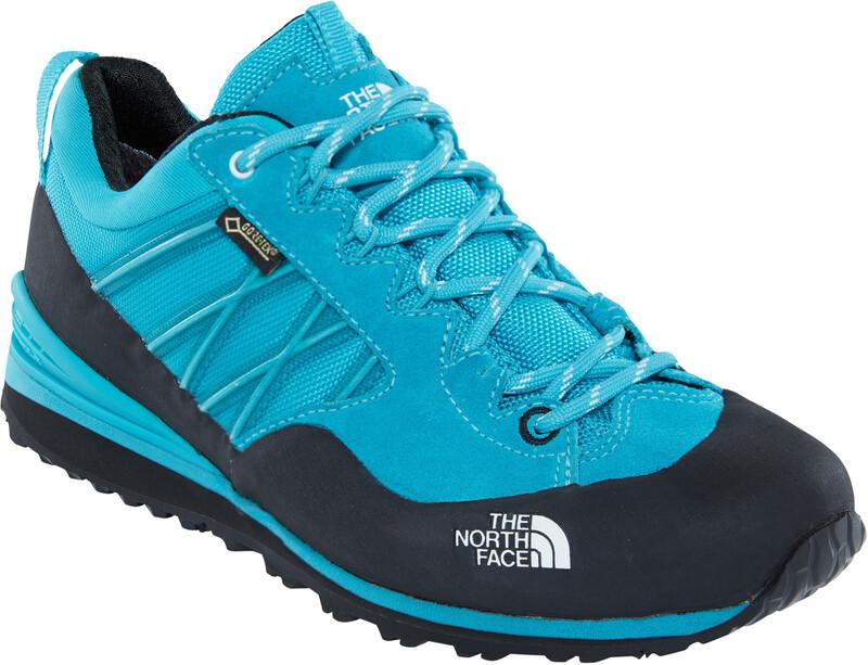 The North Face Verto Plasma II GTX Shoes Dam bluebird/tnf black 2019 US 7   EU 38 Vandringsskor