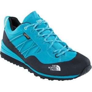 The North Face Verto Plasma II GTX Shoes Dam bluebird/tnf black bluebird/tnf black