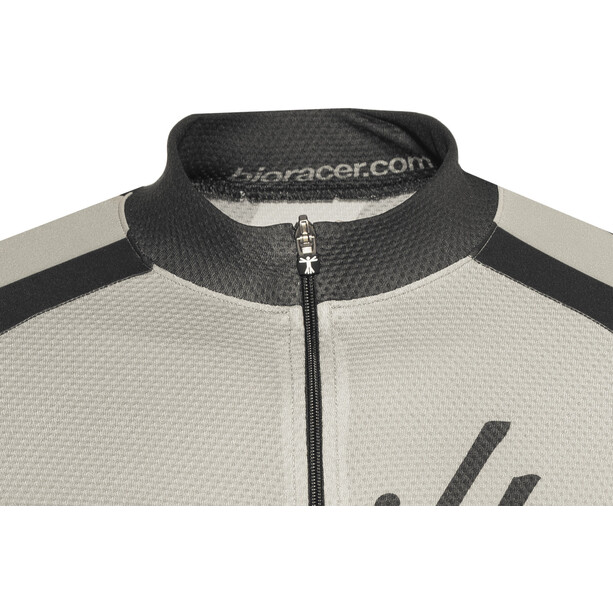 guilty 76 racing Velo Club Pro Race Trikot Herren grey