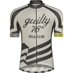 guilty 76 racing Velo Club Pro Race Trikot Herren grau grau