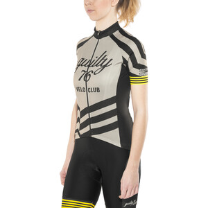 guilty 76 racing Velo Club Pro Race Jersey Dam grey grey