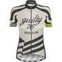 guilty 76 racing Velo Club Pro Race Jersey Dam grey