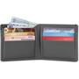 Pacsafe RFIDsafe TEC Bi-Fold Wallet black