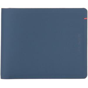 Pacsafe RFIDsafe TEC to ganger lommebok Blå/rød Blå/rød