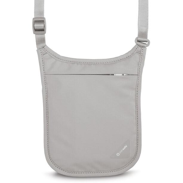 Pacsafe Coversafe V75 Neck Pouch neutral grey