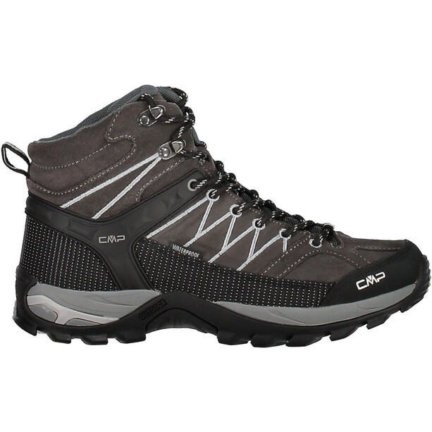 CMP Campagnolo Rigel Mid WP Trekking Shoes Herr grey
