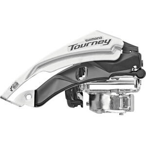 Shimano Tourney FD-TY500 Dérailleur avant collier Top Swing 66-69° 6/7
