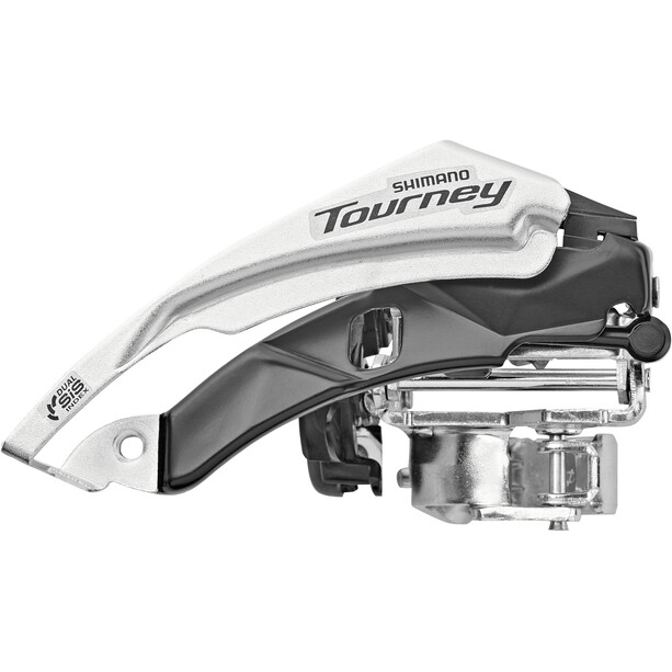 Shimano Tourney FD-TY500 Umwerfer Schelle Top Swing 66-69° 6/7-fach