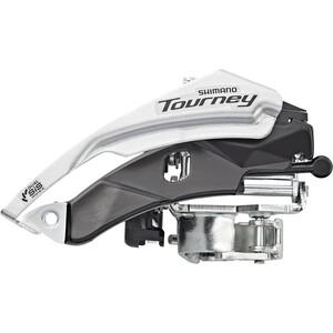 Shimano Tourney FD-TY510 Dérailleur avant collier Top Swing 63-66° 6/7 vitesses