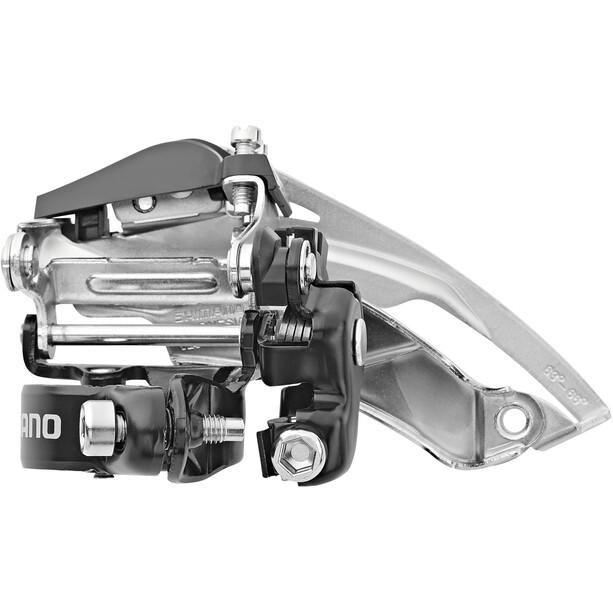 Shimano Tourney FD-TY710 Frontgir Klemme Top Swing 63-66° 7/8-delt