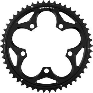 Shimano 105 FC-5750 Plato 10 velocidades, negro negro
