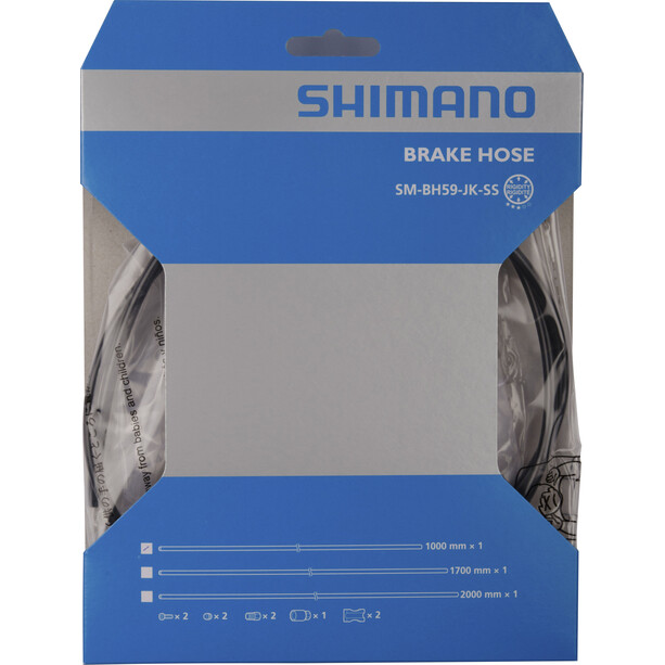 Shimano SM-BH59-JK Brake Hose svart