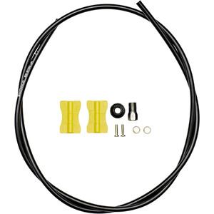 Shimano SM-BH90-JK-SSR Road Disc Bremsschlauch schwarz schwarz