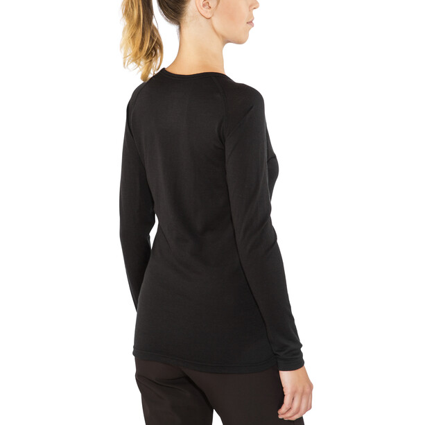 Devold Breeze Shirt Dam black