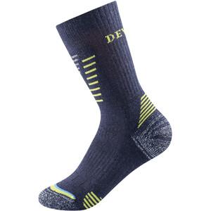 Devold Hiking Medium Socks Barn blå blå