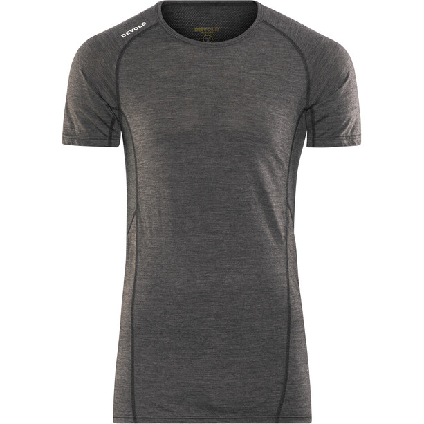 Devold Running T-shirt Herr anthracite
