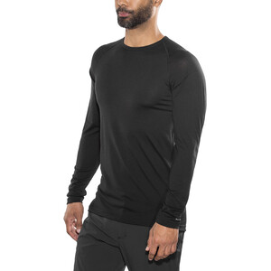 Devold Breeze Shirt Herren black black