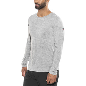Devold Breeze Shirt Herren grey melange grey melange