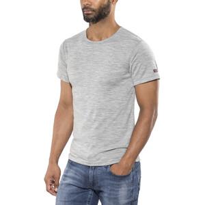 Devold Breeze T-paita Miehet, grey melange grey melange