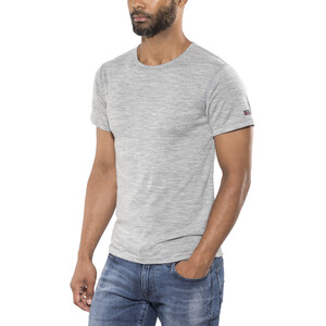 Devold Breeze T-Shirt Herren grey melange grey melange