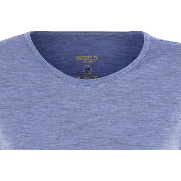 Devold Breeze T-Shirt Damen blau