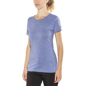 Devold Breeze T-Shirt Damen bluebell melange bluebell melange