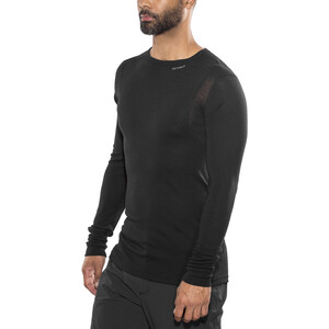 Devold Hiking Shirt Herren black black