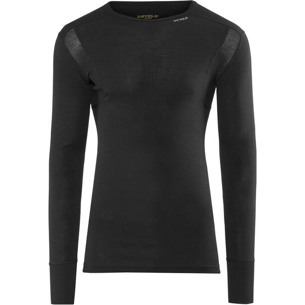 Devold Hiking Shirt Herren black