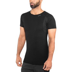 Devold Hiking T-Shirt Herren black black