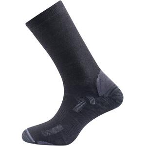 Devold Multi Light Socken schwarz schwarz