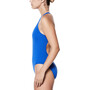 Nike Swim Poly Core Solid Fast Back Einteiler Damen game royal