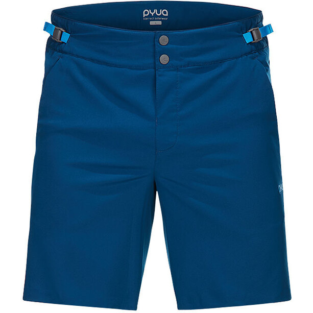 PYUA Bolt-Y S Shortsit Miehet, poseidon blue