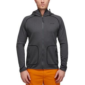 PYUA Spate-Y S Hooded Zipper Herren grey melange grey melange