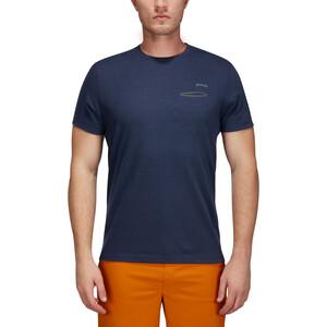 PYUA Skip-Y S T-Shirt Herren navy melange navy melange