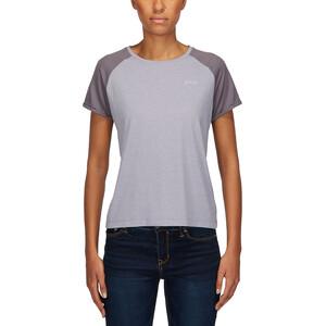 PYUA Skip S T-Shirt Damen grey melange grey melange