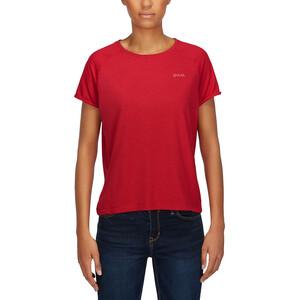 PYUA Skip S T-Shirt Damen red melange red melange