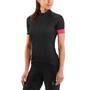 Skins Cycle Classic Kurzarm Trikot Damen black/magenta
