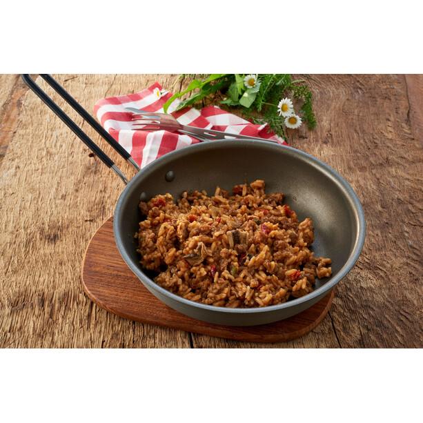 Trek'n Eat Outdoor Mahlzeit Fleisch 160g Rindfleisch Stroganoff mit Reis