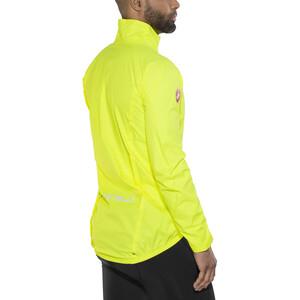 Castelli Emergency Jacke Herren yellow fluo yellow fluo