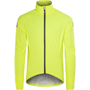 Castelli Emergency Jacke Herren yellow fluo yellow fluo