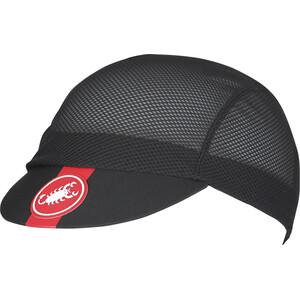 Castelli A/C Cycling Casquette, noir noir