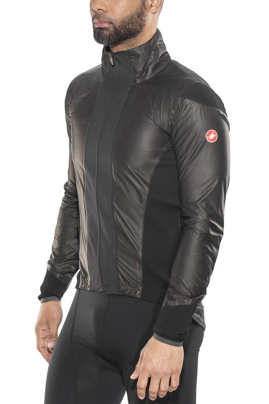 Idro Pro Jacket Men black M 2018 Rennrad Jacken