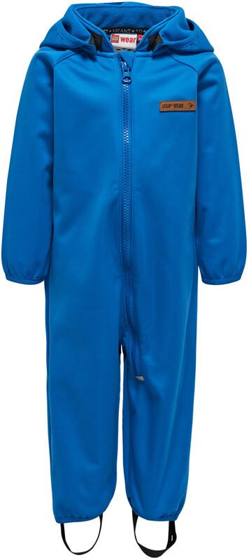 Sander 202 Softshell Suit Kids Blue 92 2018 Overalls
