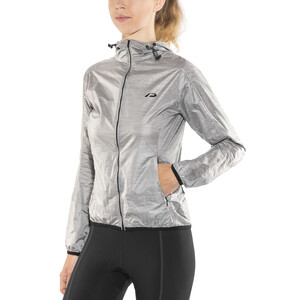 Protective P-Cover Windjacke Damen silver silver