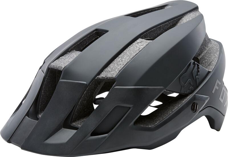 Fox Flux Helmet Men black XS/S   52-55cm 2018 Fahrradhelme