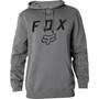 Fox Legacy Moth Fleece Pullover Herren heather graphite