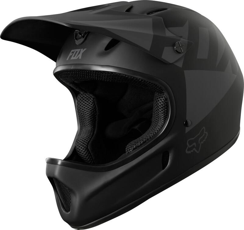 Fox Rampage Landi Helmet Men black L   59-60cm 2018 Fahrradhelme