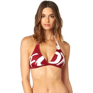 Fox Rodka Fixed Bikini Top Damen dark red dark red