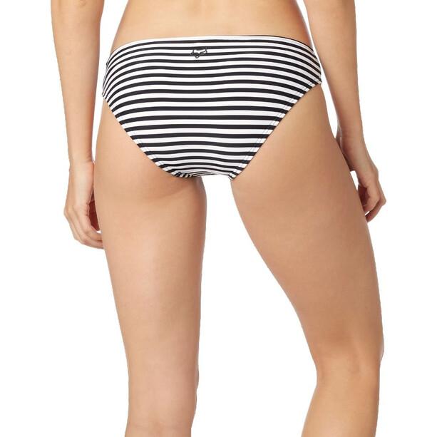 Fox Jail Break Lace Up Bikini Unterteil Damen black/white